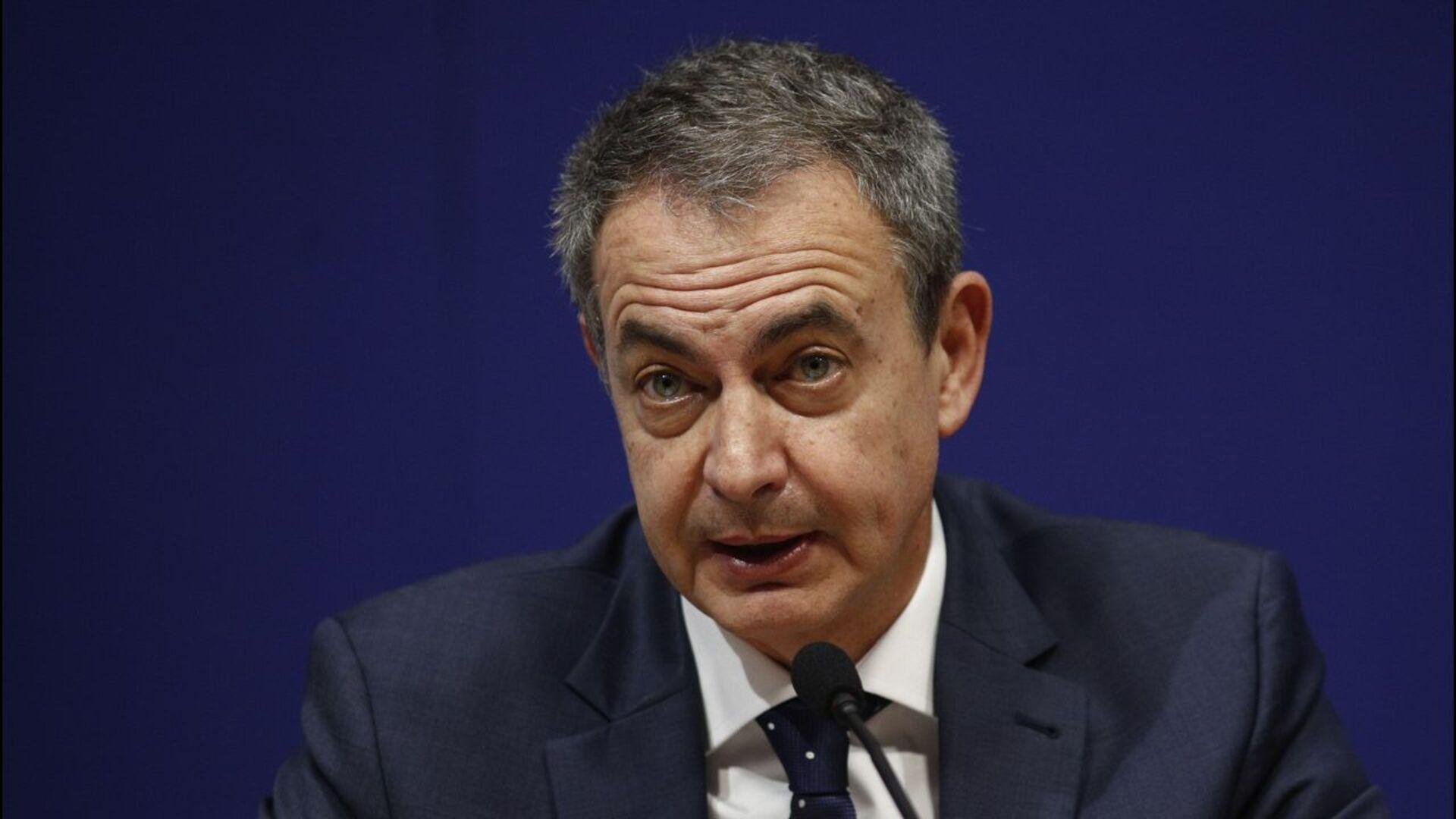 Rodríguez Zapatero: El camino es el voto y el diálogo