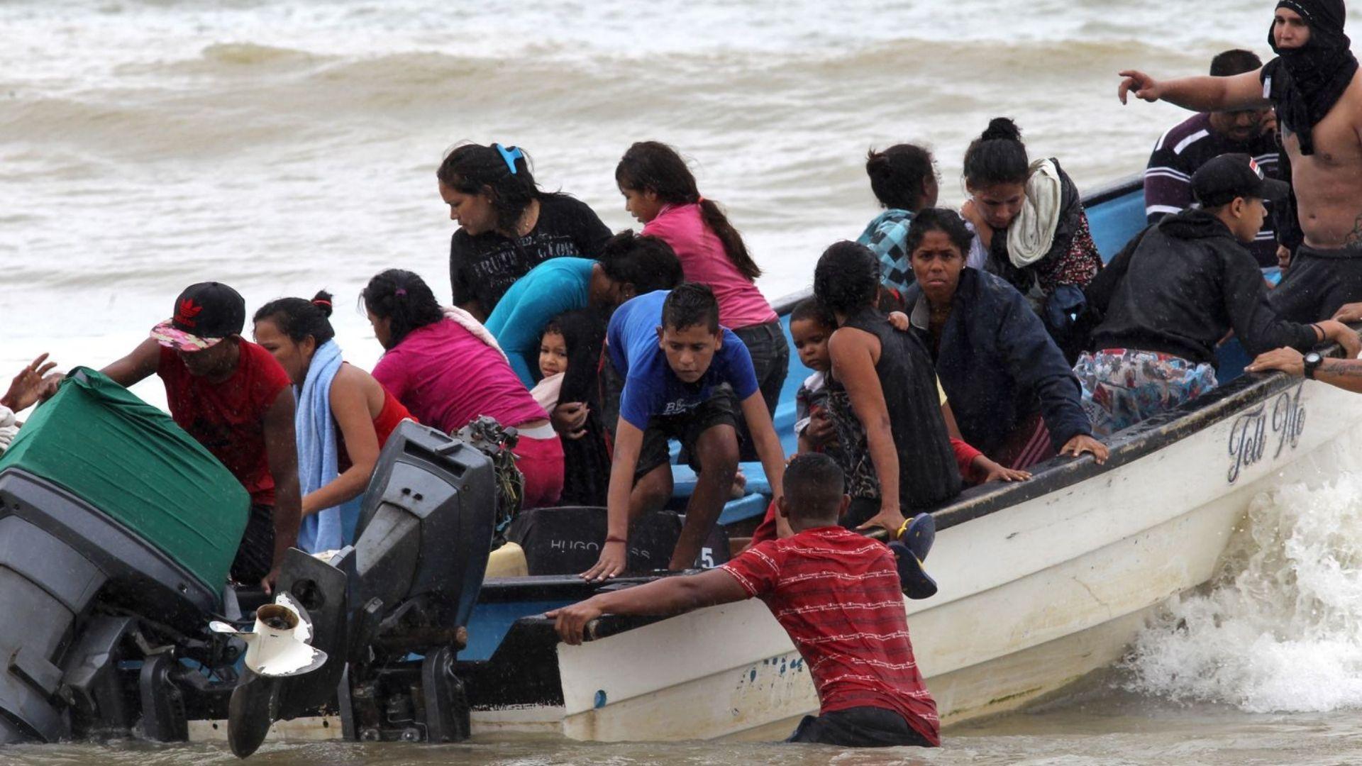 Oficina de Bachelet urge un plan de búsqueda y rescate en el caso de Güiria