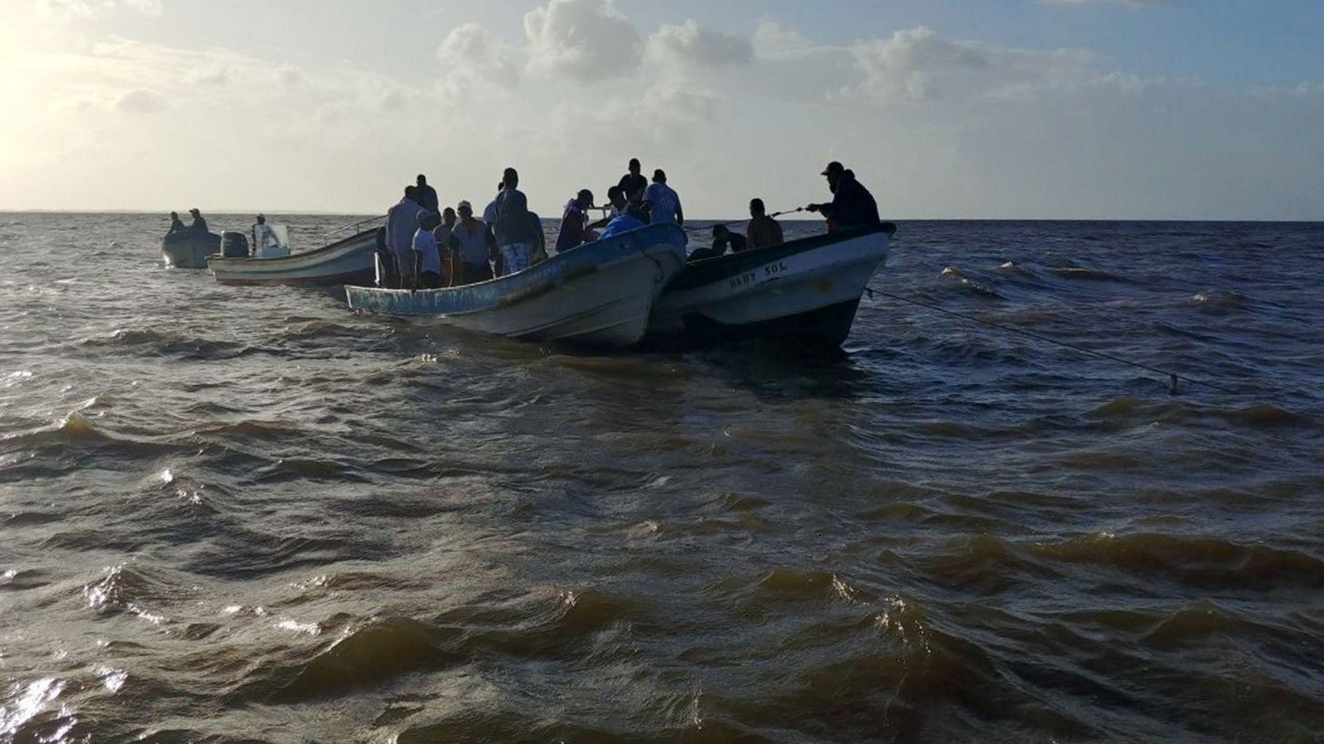 Acnur y OIM piden evitar más naufragios de venezolanos