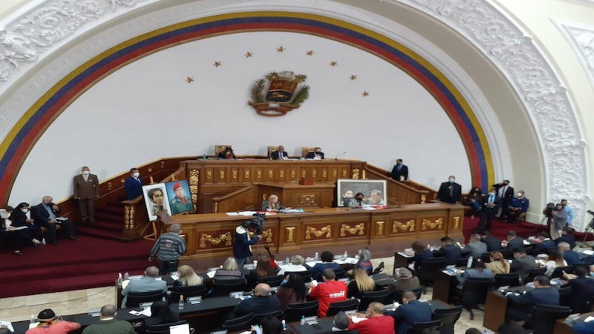 AN de Maduro designa Comisión Preliminar para nombrar un nuevo CNE