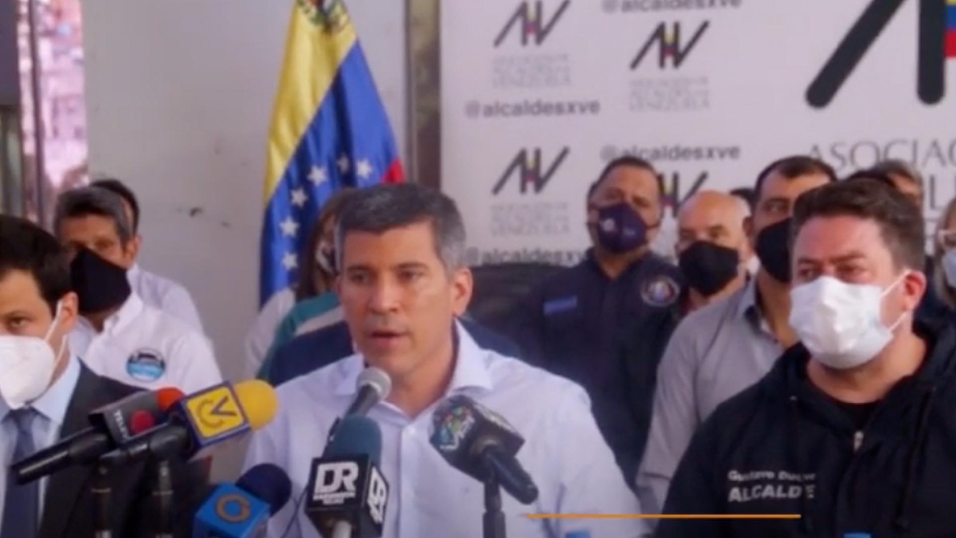 Convocan asamblea para discutir propuesta de anexar a los municipios Baruta, Chacao y El Hatillo al Distrito Capital