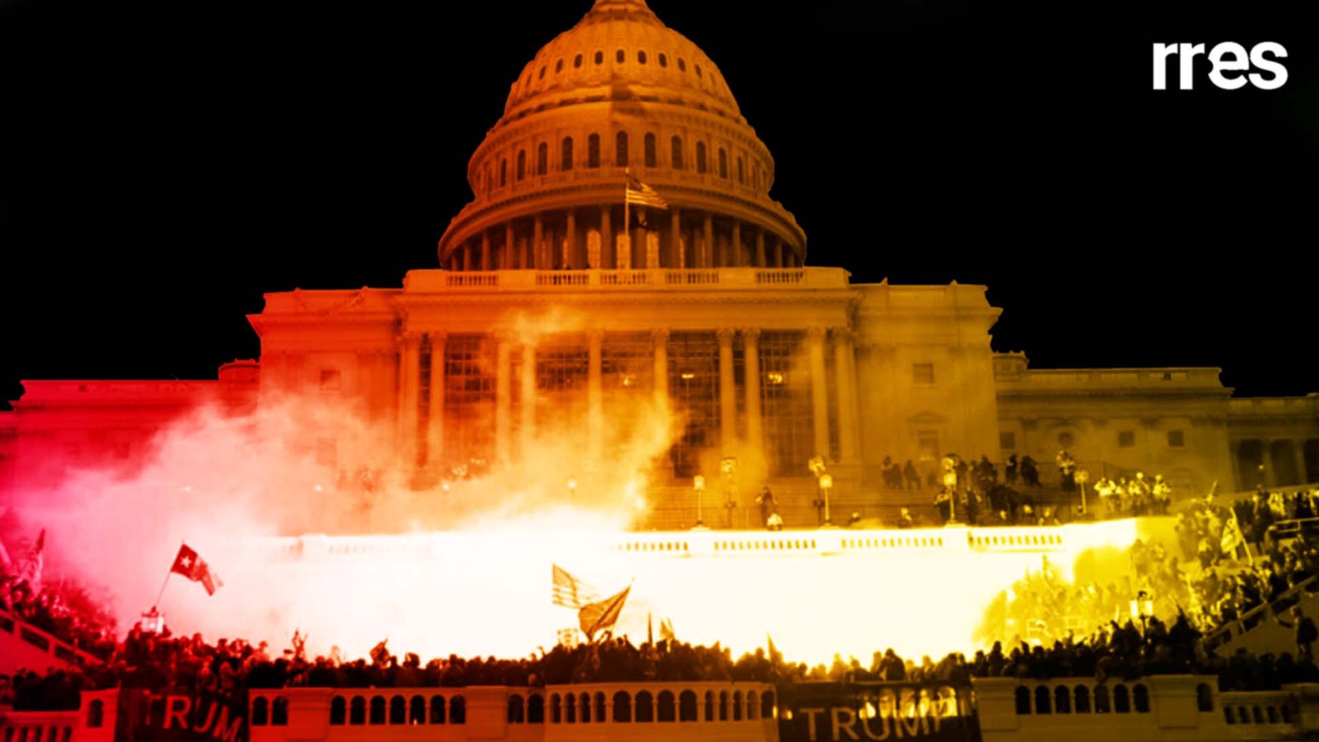La barbarie populista contra el Congreso, por Alejandro Armas