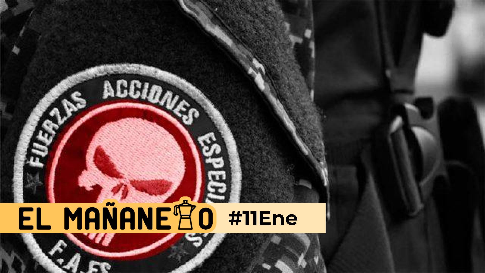 El Mañanero de hoy #11Ene: Las 7 noticias que debes saber