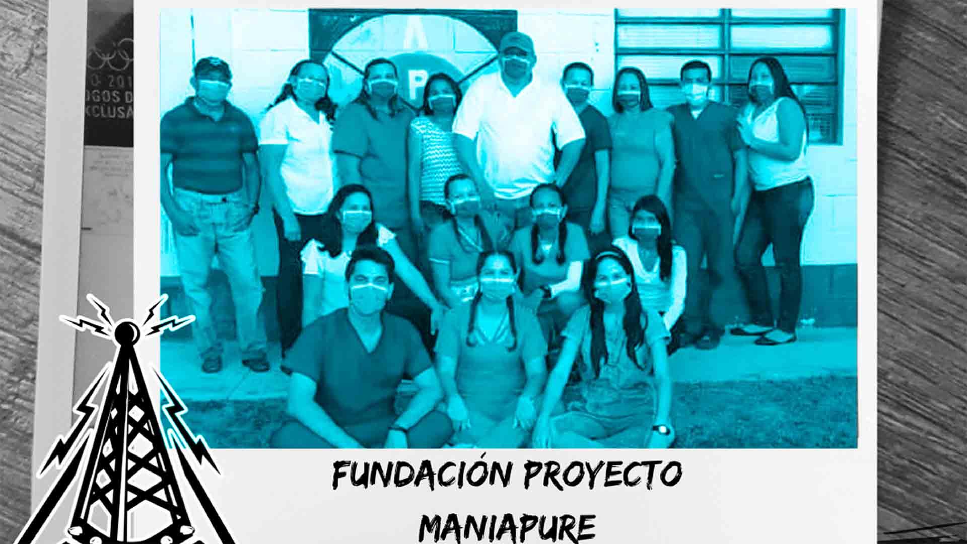 Humano Derecho #178 con Anaelena Sanabria, de la Fundación Proyecto Maniapure