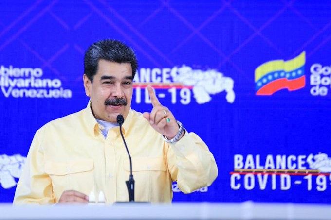 Cartativir, las goticas milagrosas para combatir el coronavirus y otras perlas de Maduro este #24Ene
