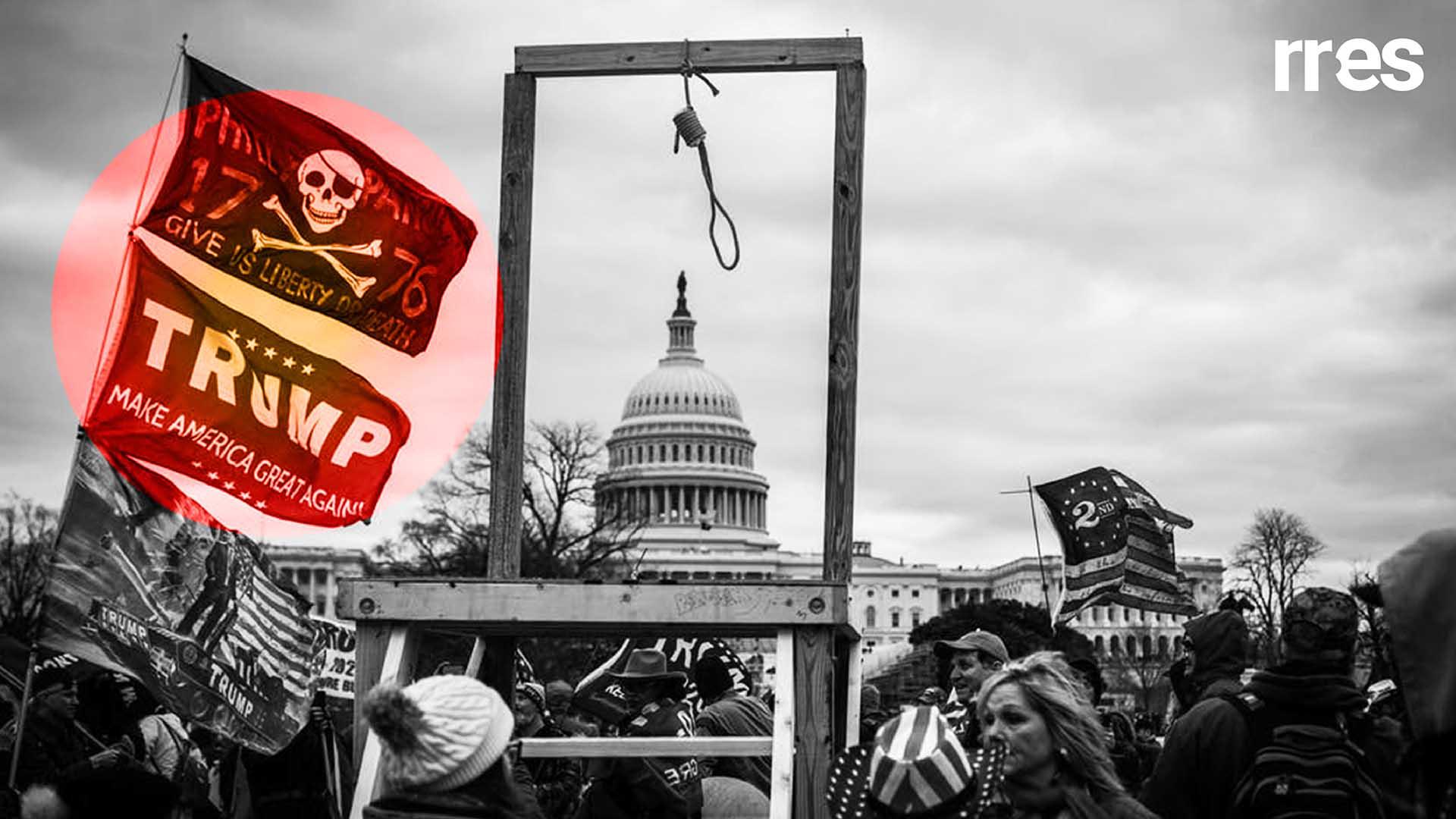 ¿Qué significan los símbolos de odio en la toma del Capitolio de EE. UU.?, por Jonathan D. Sarna*