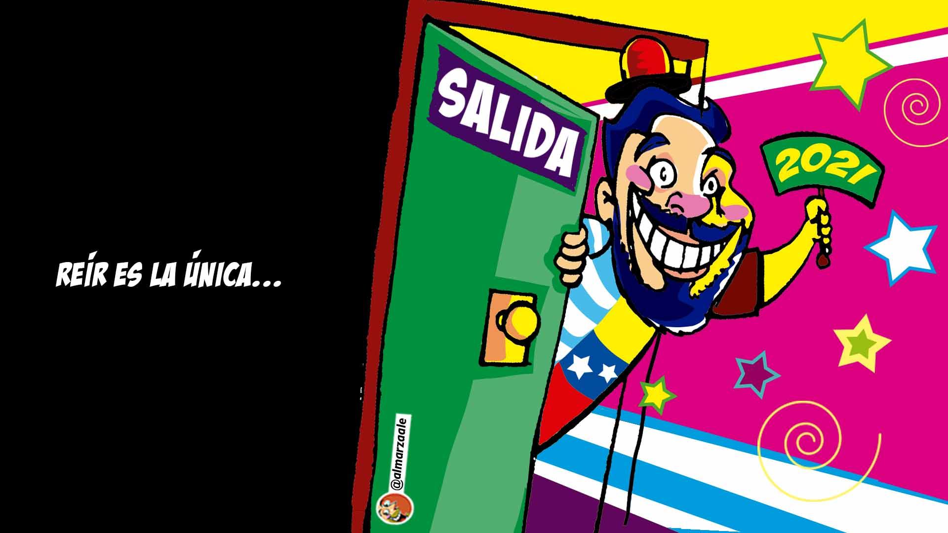 """Reír es la única salida, por Juan Fernández """"Juanette"""""""