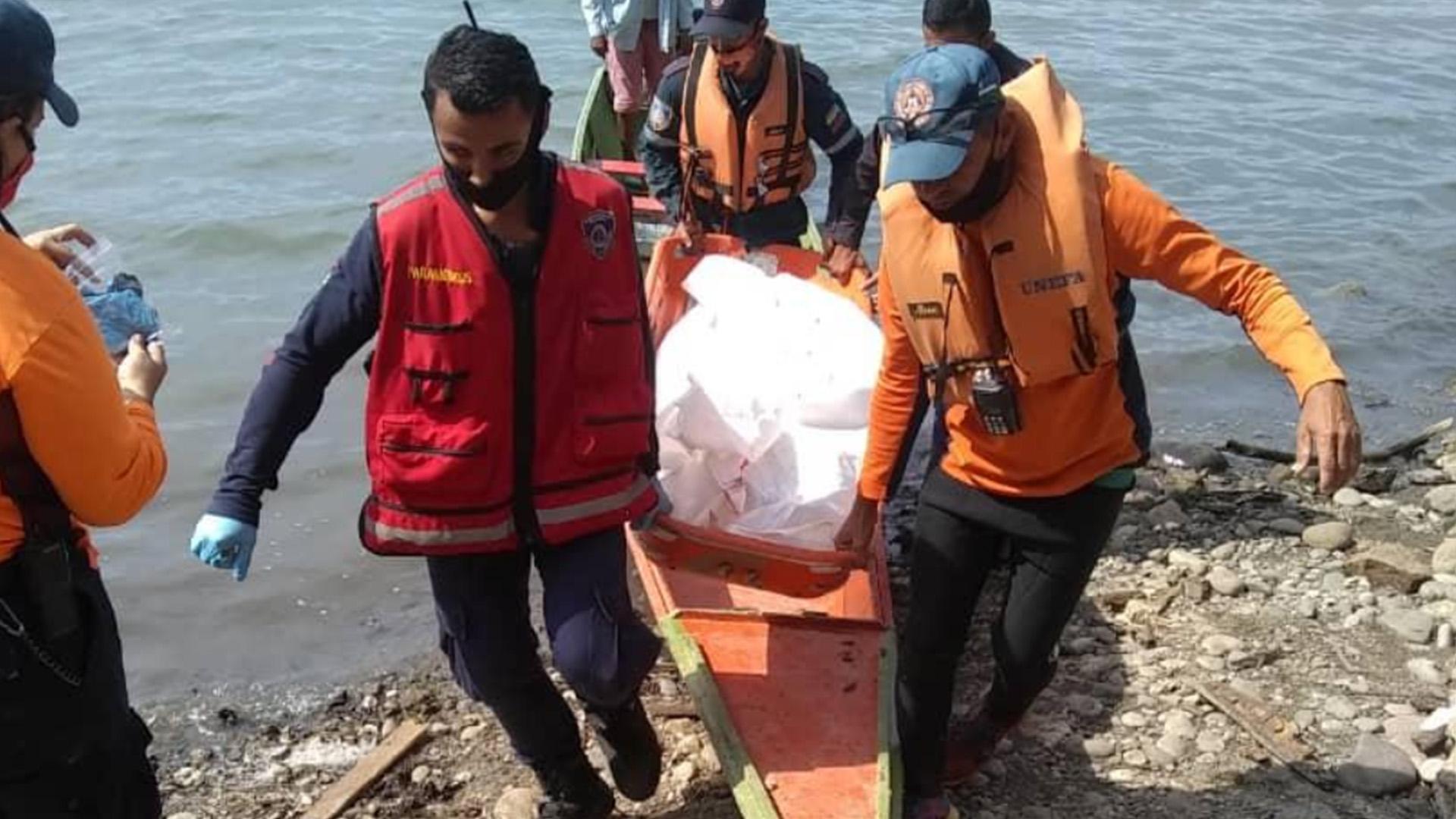 Recuperan los dos últimos cadáveres del accidente aéreo en Portuguesa