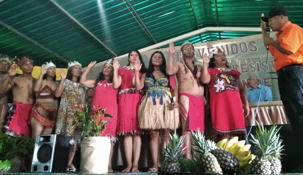 Lideresa indígena Lisa Henrito fue elegida como nueva capitana de la comunidad pemón de Maurak