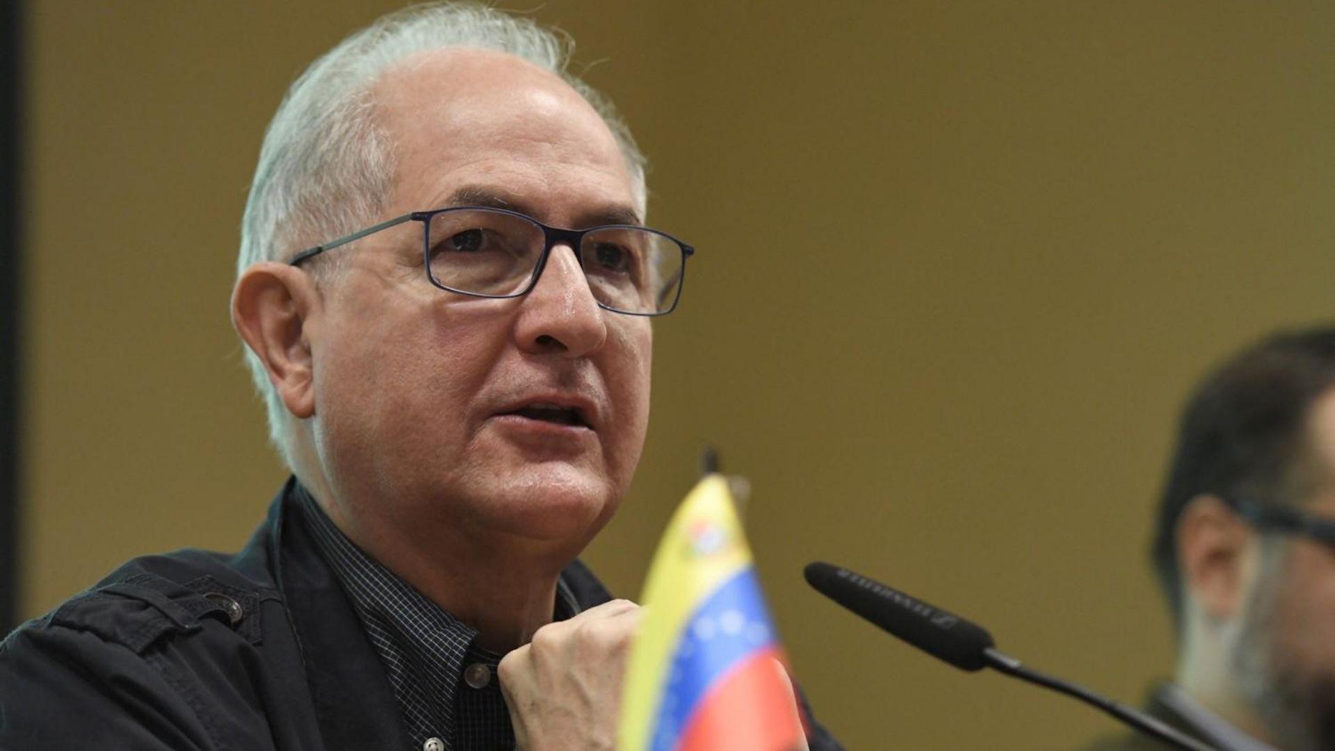 Antonio Ledezma lanza crítica a la oposición: No tienen remedio