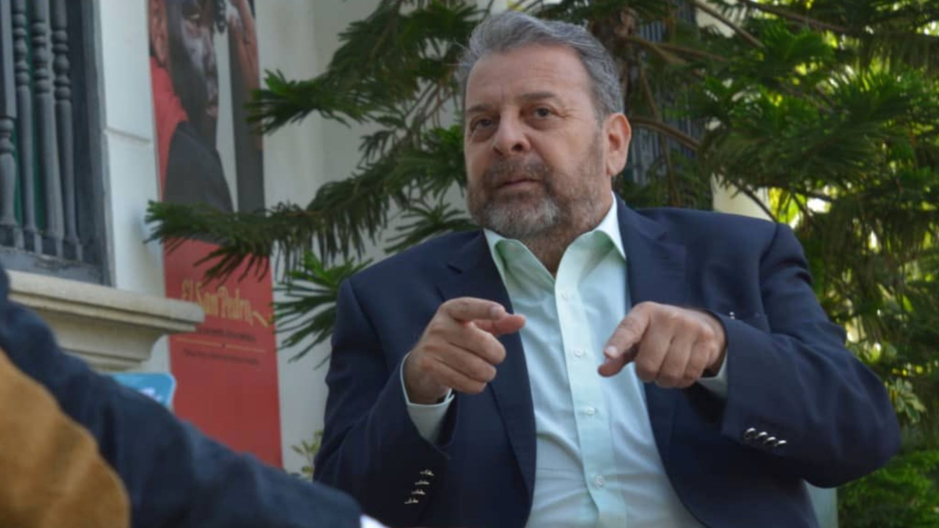 "Timoteo Zambrano quiere negociar dos ""megaelecciones"""