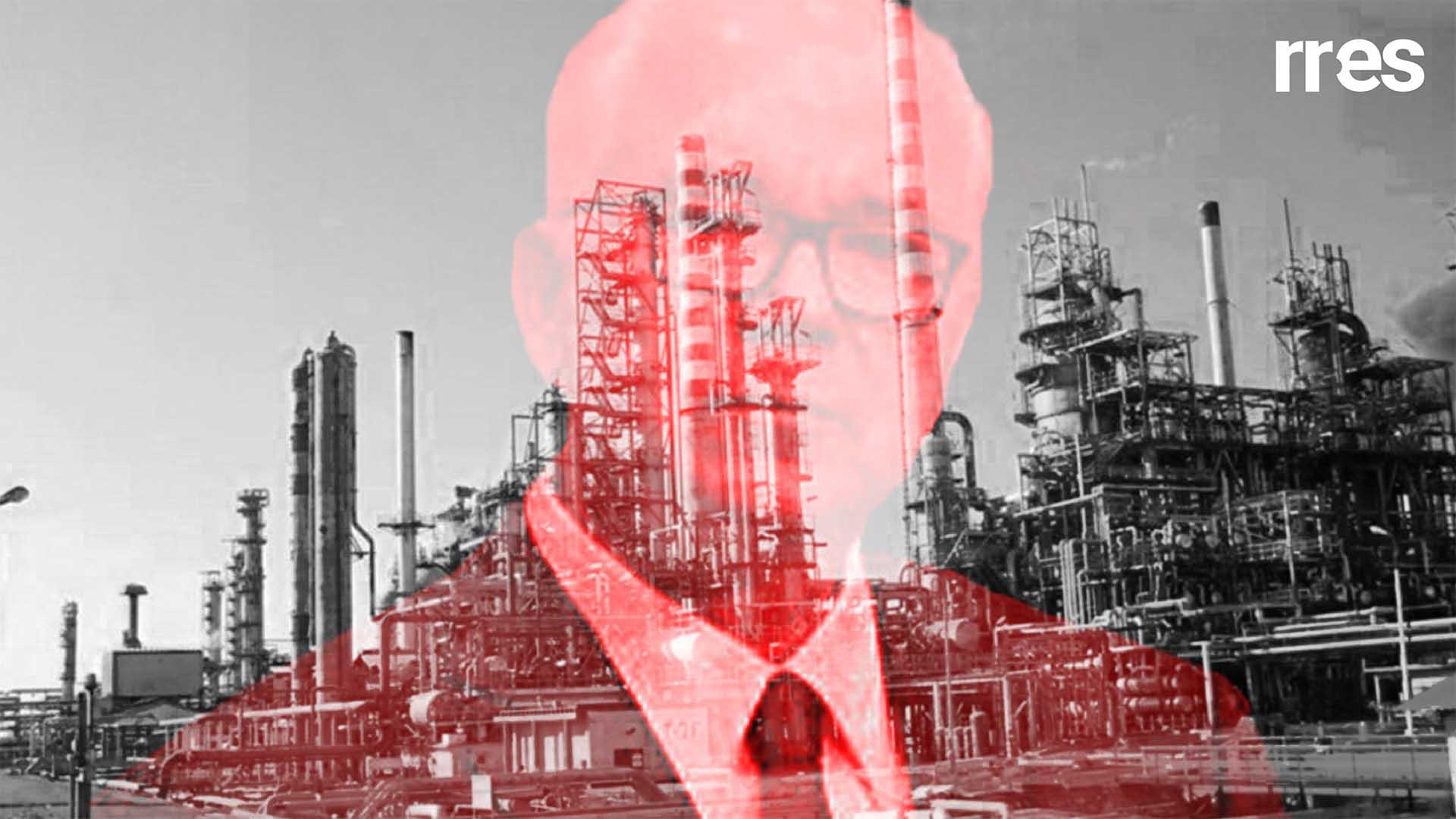 Descuartizador de refinerías, por Eddie A. Ramírez S.