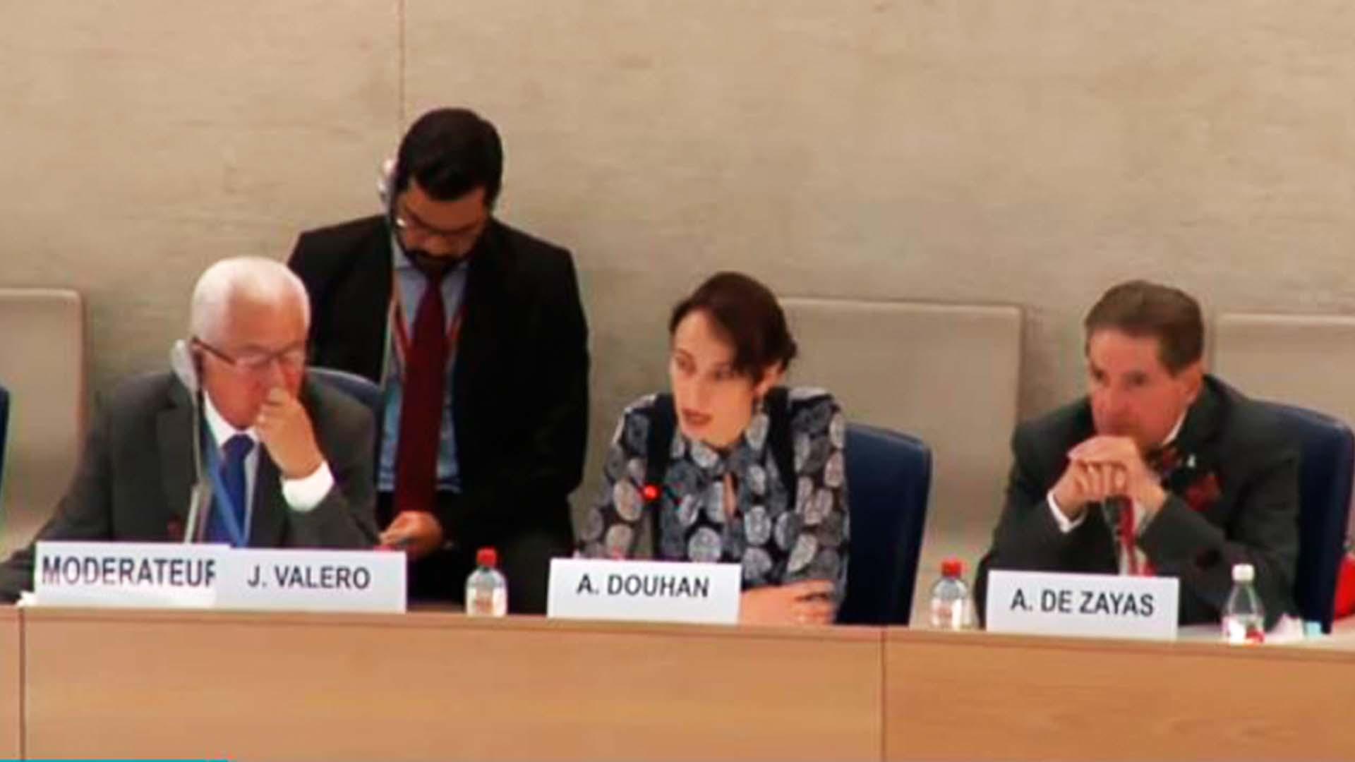 Informe Otálvora   Chavismo manipula a la ONU contra sanciones de <span style=
