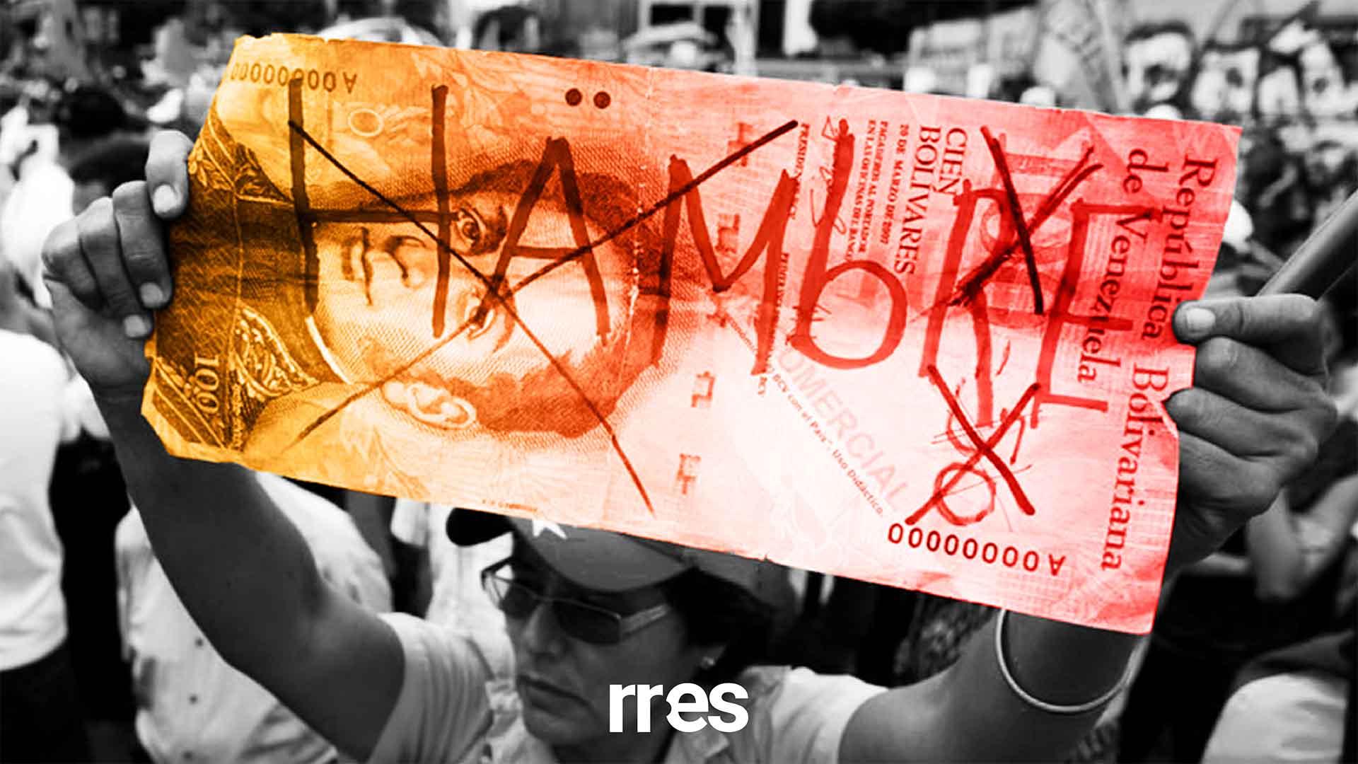 El hambre como combustible de la protesta laboral, por Froilan Barrios Nieves*