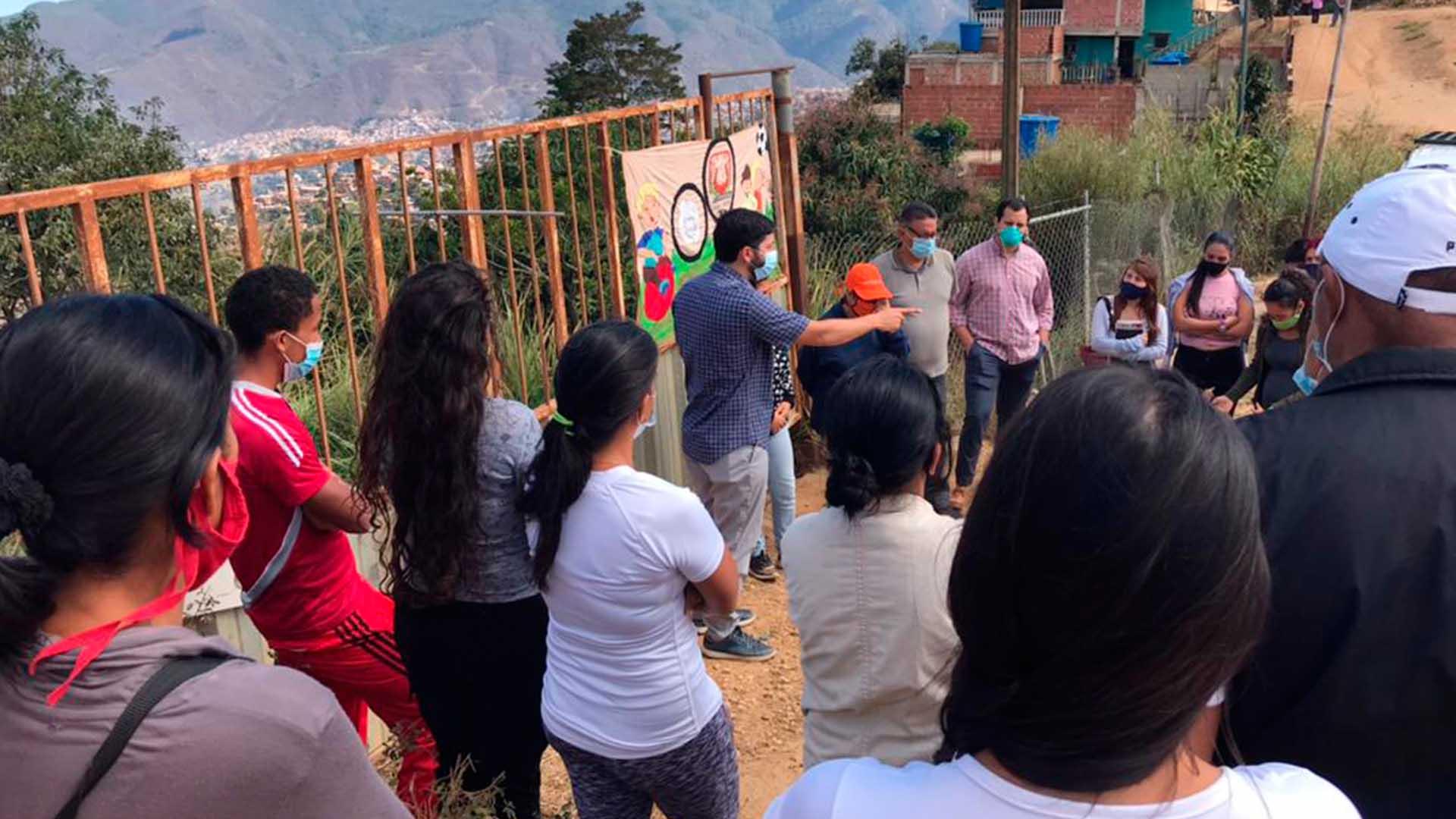 Encuentros productivos con las comunidades, por Roberto Patiño