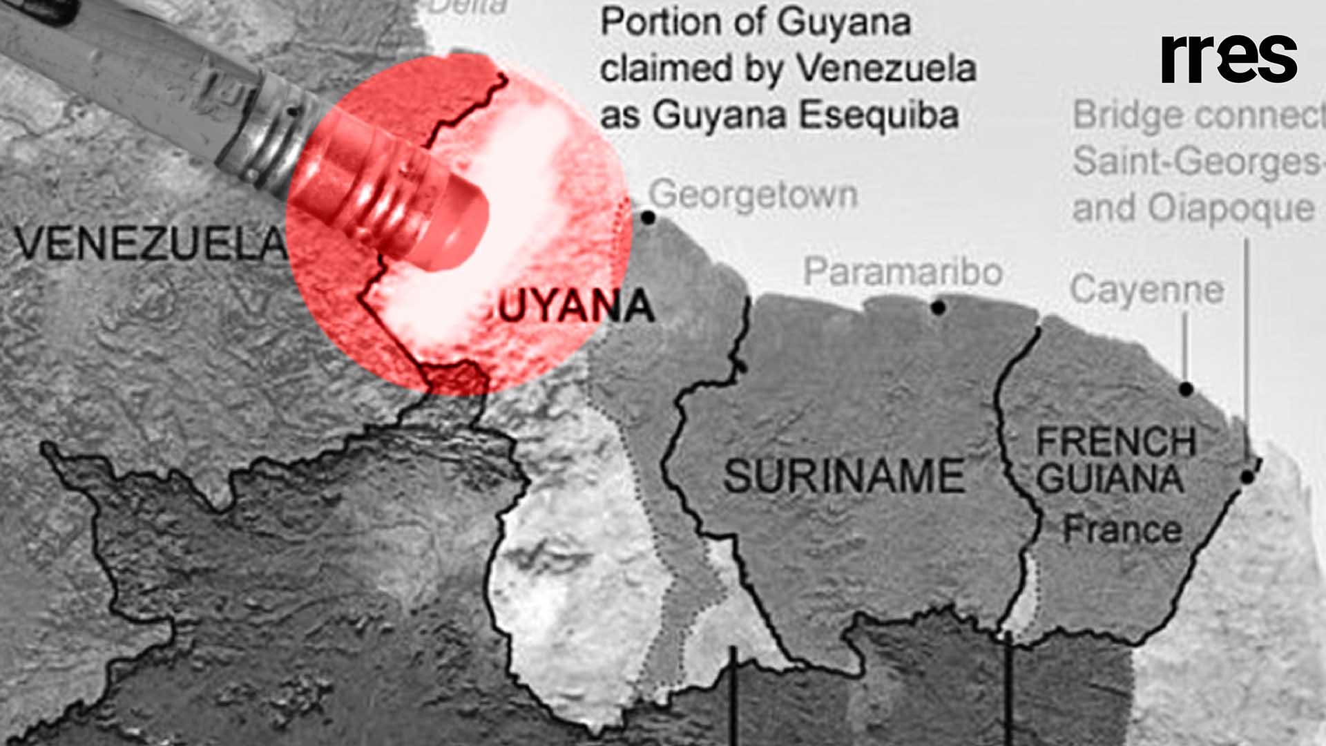 Runrunes de Bocaranda: MEDIO – ¿Y EL ESEQUIBO SE PERDERÁ?