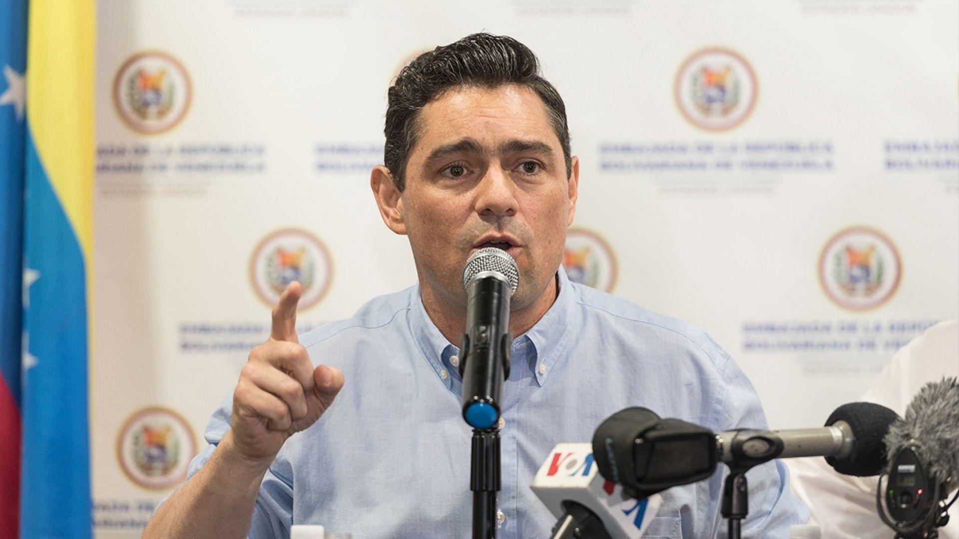 Vecchio espera que para marzo se apruebe el TPS para venezolanos en EEUU