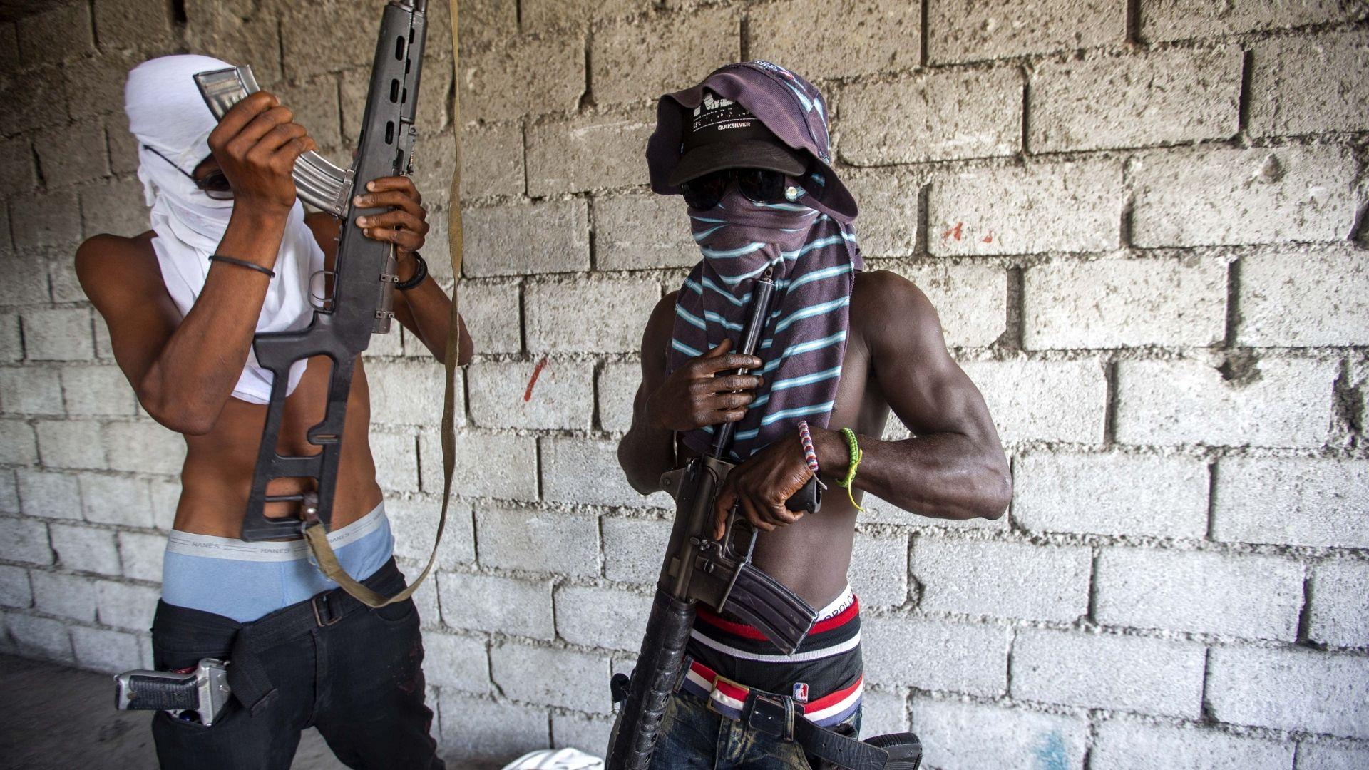 Haití: el gobierno de las pandillas