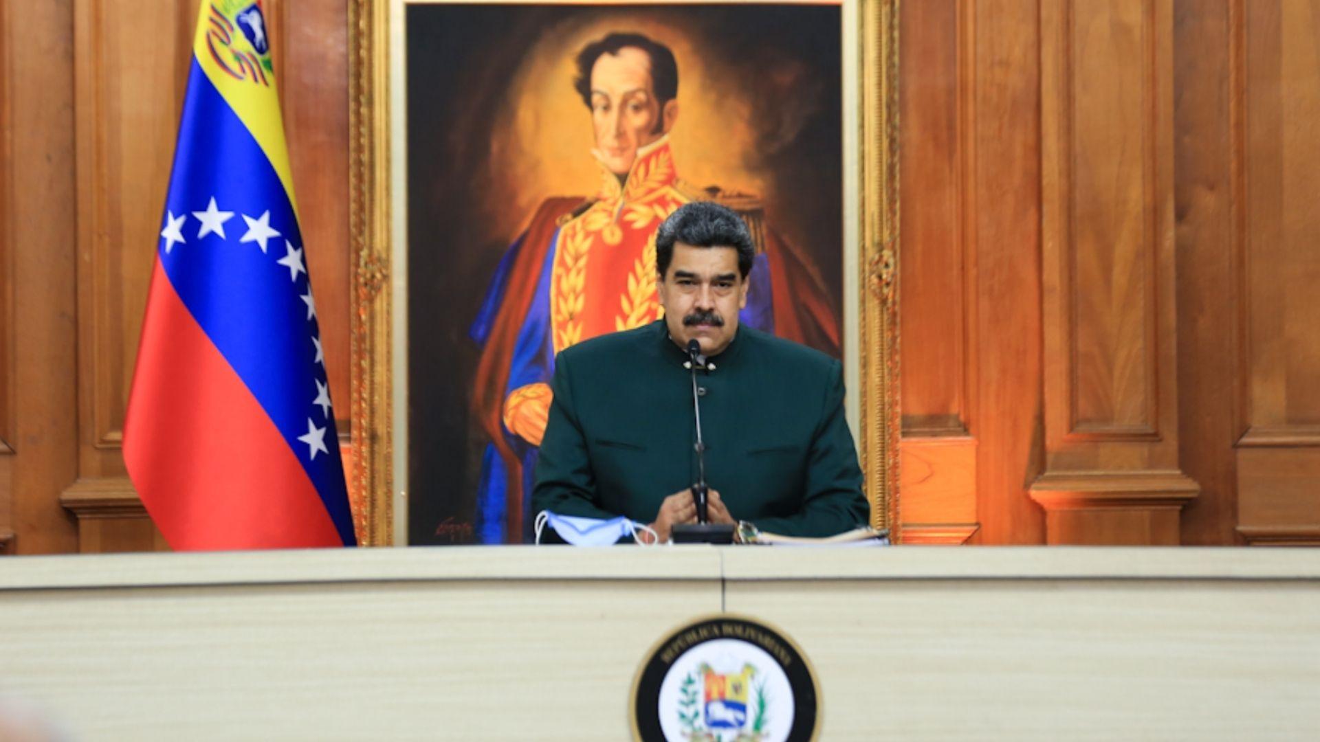 Maduro cargó contra Mark Zuckerberg por censura sobre gotas milagrosas