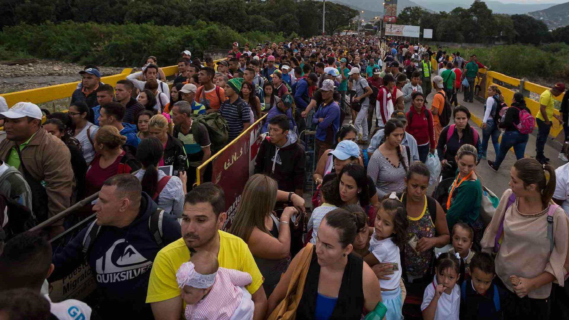 Migración Colombia: Estatuto no dará nacionalidad a venezolanos