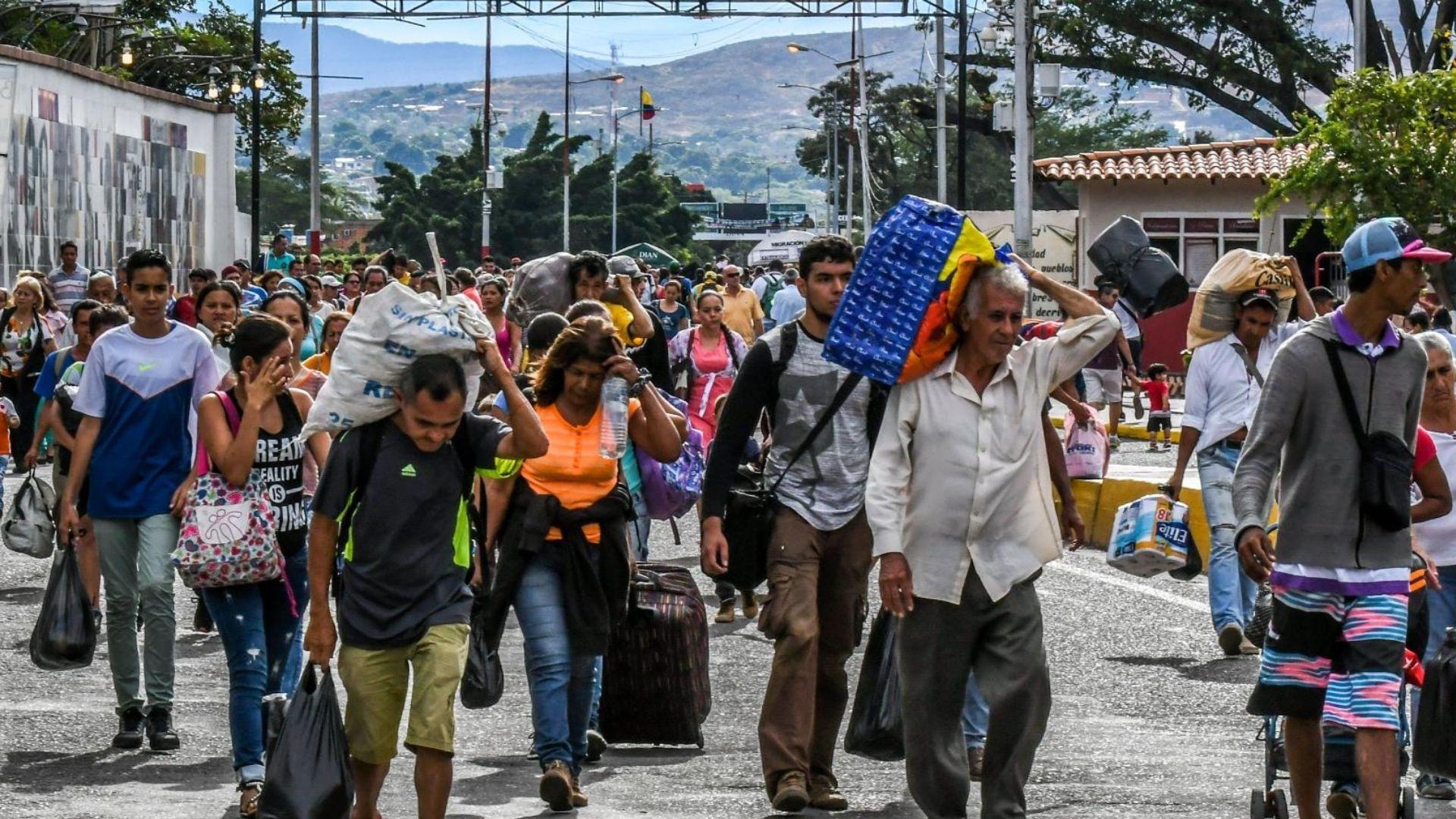 Protección a venezolanos anunciada por Duque es el gesto humanitario más grande del continente, dice Acnur
