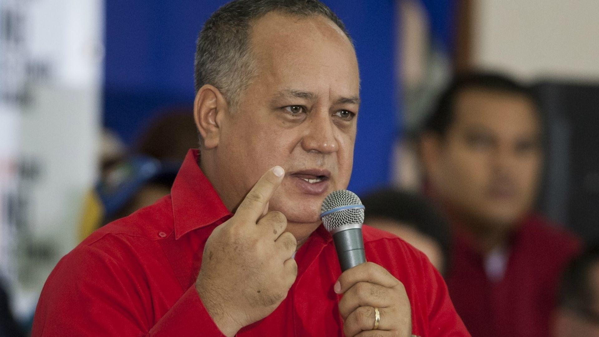 Cabello asegura que detuvieron a 9 personas que planeaban ponerlo preso