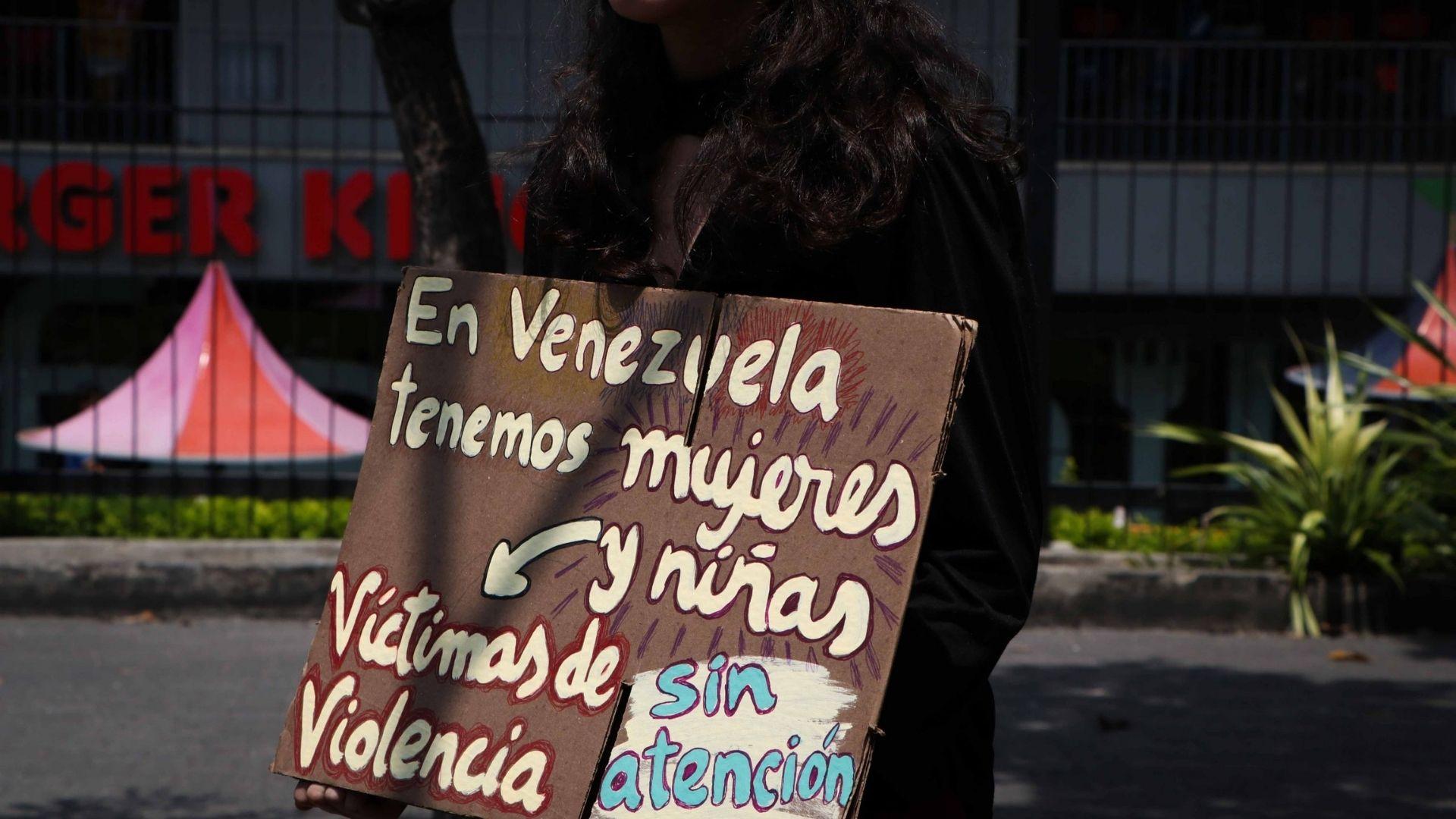 Mujeres protestarán frente a la sede del PNUD este lunes #8Mar
